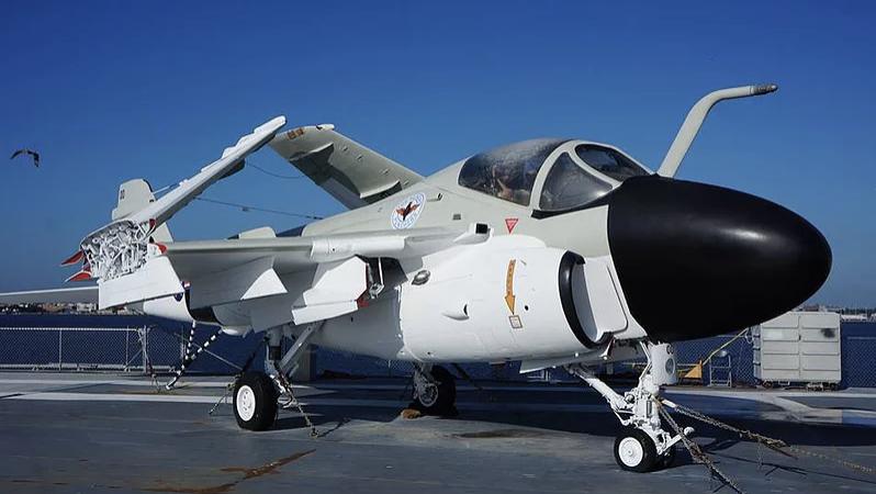 A-6, USS YORKTOWN