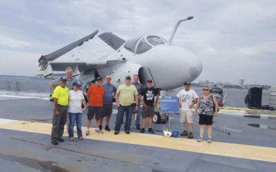 FDVG/Carolinas Chapter To Begin Restoration Project On USS Yorktown