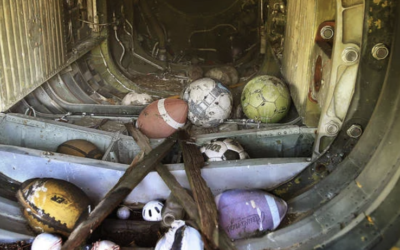 Time capsule: Relics found in tailpipe of Edwardsville park's plane