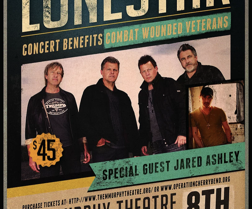 FDVG Announces platinum-selling country band Lonestar to play Operation Cherrybend!