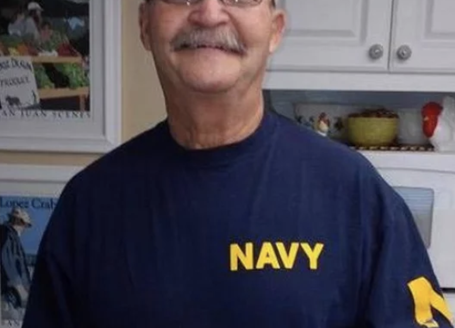 John Lunsford takes the reigns as Commanding Officer of the Flight Deck Veterans Group!