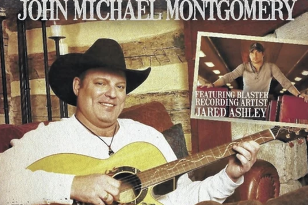 Montgomery featured at hero's concert Operation Cherrybend benefits wounded vets